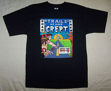 Vintage 1991 Metallica Crew T-Shirt L tour tales from the crypt megadeth slayer