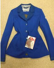 Animo Light Bluette Show Competition Jacket I-36 UK4 BN