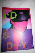 i-D Magazine October 1984 Leigh Bowery Trojan Memphis Rare Vintage Collectable
