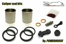 Honda CR 125 R 84-86 front brake caliper piston & seal repair kit 1984 1985 1986