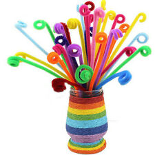 Multi-colored Chenille Stems Pipe Cleaners DIY Materials Kids Education Toys