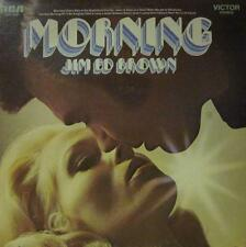 Jim Ed Brown(Vinyl LP)Morning-RCA Victor-LSP 4461-Canada-VG/Ex