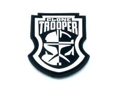 Star Wars Clone Trooper Cosplay Airsoft PVC Patch