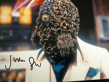 JULIAN GLOVER - GREAT ACTOR - DR WHO - BRILLIANT SIGNED COLOUR PHOTOGRAPH