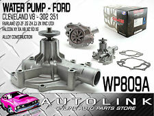 WATER PUMP SUIT FORD XA XB XC SEDAN WAGON COUPE UTE P/VAN - 302 351 CLEVELAND V8