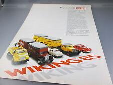 Wiking:Bildpreisliste 1985 (Kat2)