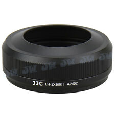 JJC LH-JX100II Black Lens Hood Adapter Ring for Fuji Fujifilm X100 X100S X100T