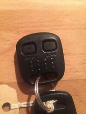 Used Subaru Remote Fob - Genuine Part