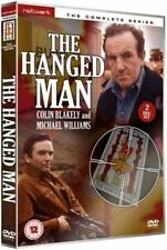 THE HANGED MAN the complete series. Colin Blakely. 2 discs. New sealed DVD.