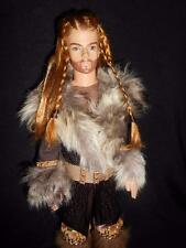 Fili ~ The Hobbit / dwarf Character KEN Barbie Doll ooak custom Dakota's Song