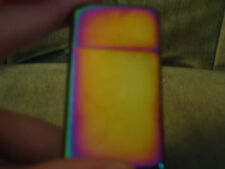 CHAMELEON ZIPPO LIGHTER ORANGE GREEN PINK PURPLE NIB BRAND NEW