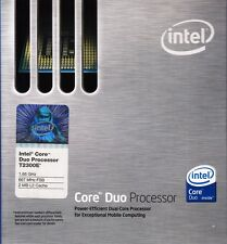 INTEL CORE DUO T2300E 1.6GHZ 667FSB 2MB CACHE SOCKET 478 - NEW!