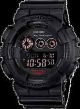 CASIO G-Shock GD120 Series Watch Black Band LED Backlight GD120MB-1