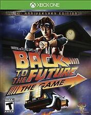 Back to the Future: The Game -- 30th Anniversary Edition (Microsoft Xbox One, 2…