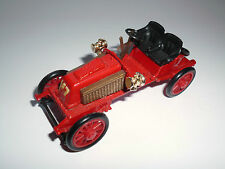 Renault Course 1902 Paris-Vienne Wien, Safire in 1:43 / 8,6 cm long defect!