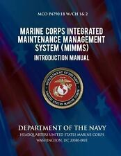 Marine Corps Integrated Maintenance Management System Introduction Manual by...
