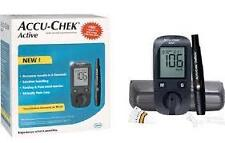 Accu Check, Accu Chek Active Glucose Monitor with Free 10 Strips Glucometer
