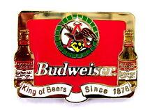 """BIER Pin / Pins - BUDWEISER """"KING OF BEERS"""" [3001]"""