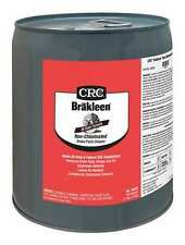 CRC 05052 Brake Parts Cleaner,Non-Chlorinated,5gal