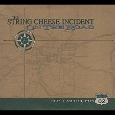 June 19 2002 St Louis Mo: On the Road, String Cheese Incident, Acceptable Live,