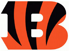 Cincinnati Bengals NFL Color Die-Cut Decal / Car Sticker *Free Shipping