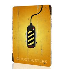 "Metal Tin Sign ""Ghostbusters"" Awesome Poster Classic Movie 80 Retro Art Rusted"