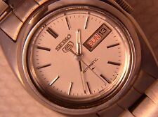 Seiko 5 17J Lady's Auto Watch 4206 - 0420 Running keeping good time