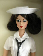 Silkstone The Nurse Barbie NRFB Fashion Model