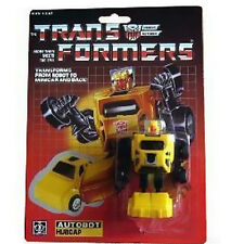 Transformers g1 Minibot Autobot CUBCAP Action Figure Doll Reissue New In Card