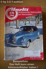 Oldtimer Markt 4/85 Barockengel Ford M 12 Coupé KTM
