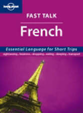 LONELY PLANET___FAST TALK ___FRENCH___BRAND NEW