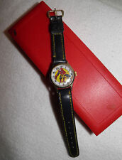 Spiderman Spider-man Dabs watch 1977 small, Item sold as is Parts only See Pics