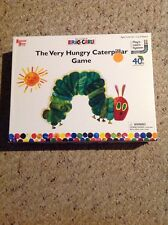 Used But Complete The Very Hungry Caterpillar Game.
