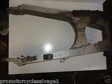 KAWASAKI GPX 750 R 1989 1990 1991:SWINGARM:USED MOTORCYCLE PARTS