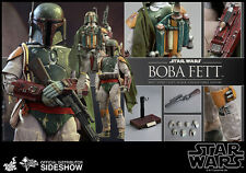 Boba Fett Sixth Scale Figure  - 1/ 6 Sideshow / Hot Toys  - Star Wars Episode VI