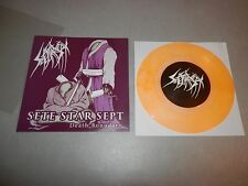 Sete Star Sept Death Boundary / Carcass Grinder Movin' On Colored EP GRIND