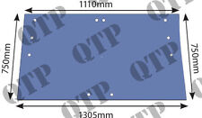 3286 Ford New Holland Glass Ford Fritzmeier Windscreen - PACK OF 1