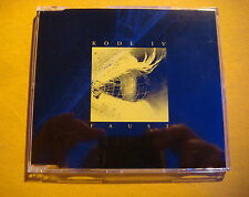 KK Records - kk 120 cds - Kode IV - Faust - Techno - 1994 - Belgium, CD, Single