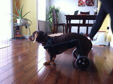 Dog Wheelchair/ Comes Ready To Roll!! For Dogs Under 35lbs..Plus Made In The USA