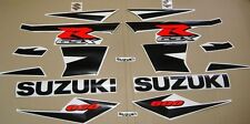 GSX-R 600 2004 complete decals stickers graphics kit set k4 aufkleber adhesivos