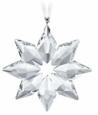 SWAROVSKI 2013 LITTLE STAR ORNAMENT BRAND NIB CLEAR CRYSTAL CHRISTMAS #5004490