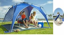 Portable Beach Canopy Tent  Pop Up Umbrella Sun Shelter Outdoor Camping Hiking