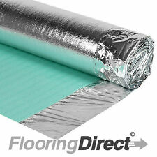 60m² - 3mm Comfort Silver - Acoustic Underlay For Wood - Laminate Flooring