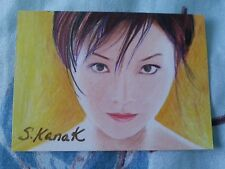 ASIAN SEXY ACEO SKETCH ART CARD PSC ACEO