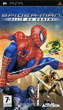 SPIDER-MAN  ALLIE OU ENNEMI           -----   pour PSP