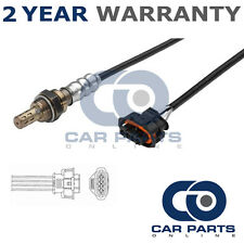 FOR VAUXHALL MERIVA 1.6 16V 2003-06 4 WIRE REAR LAMBDA OXYGEN SENSOR O2 EXHAUST