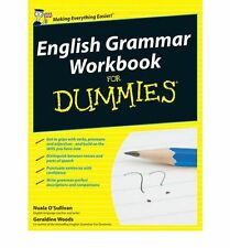 NEW English Grammar Workbook For Dummies by Nuala O'Sullivan