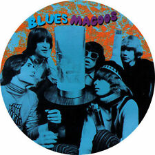 Parche imprimido, Iron on patch, /Textil sticker, Pegatina/ - The Blues Magoos