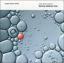 Lackner, Benny: Not the Same Import Audio CD