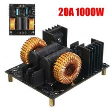 20A 1000W ZVS Basse Tension Chauffage Induction Module Haute Fréquence Flyback